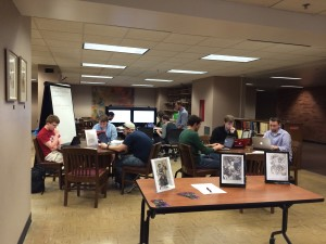 Wikipedia Edit-a-Thon at OU
